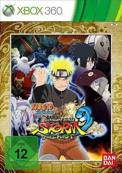 Descargar Naruto Shippuden Ultimate Ninja Storm 3 Full Burst [MULTI][PAL][XDG3][COMPLEX] por Torrent